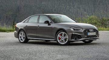 Audi A4 main