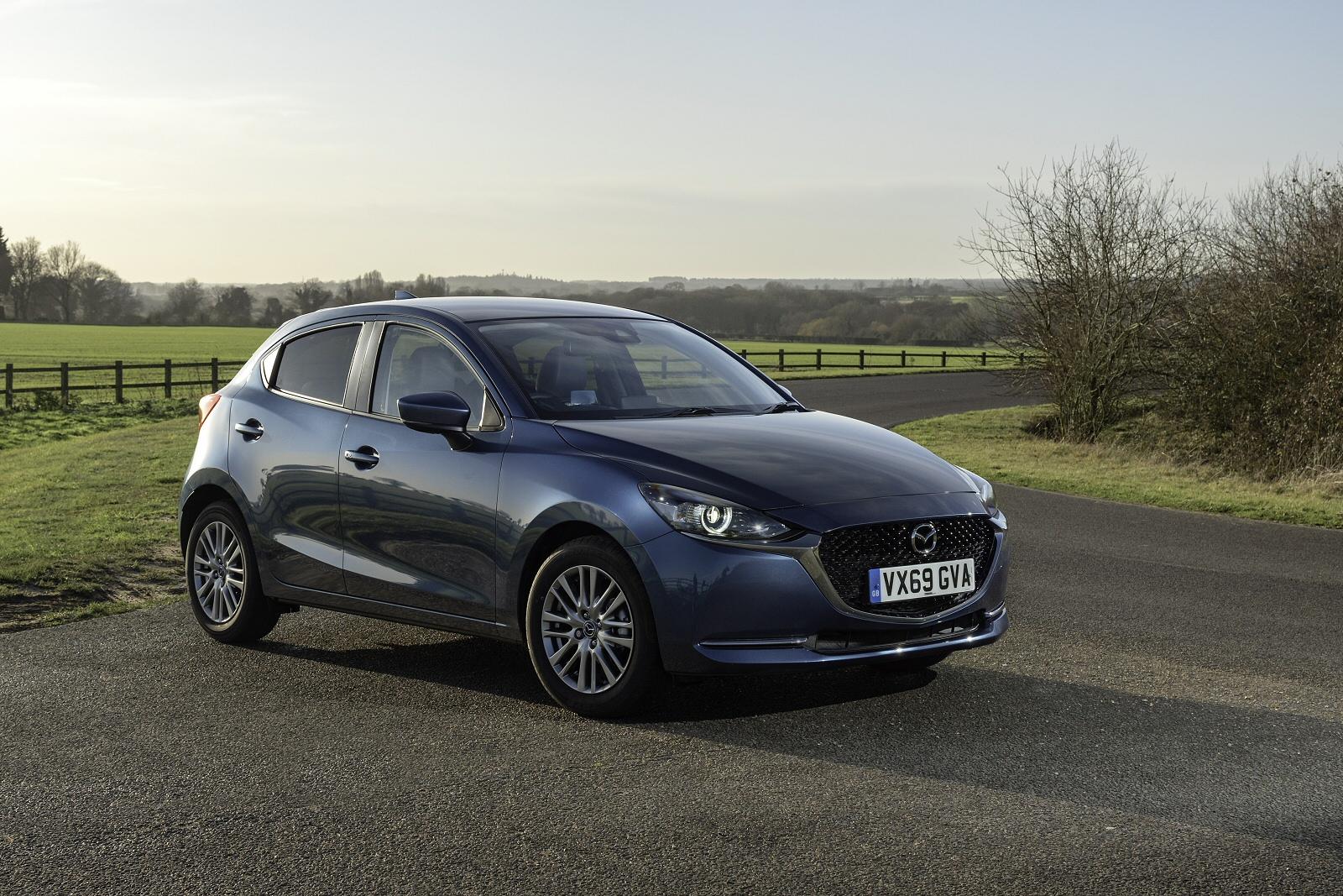 Mazda 2 1.5 Skyactiv-G GT Sport Nav 5dr