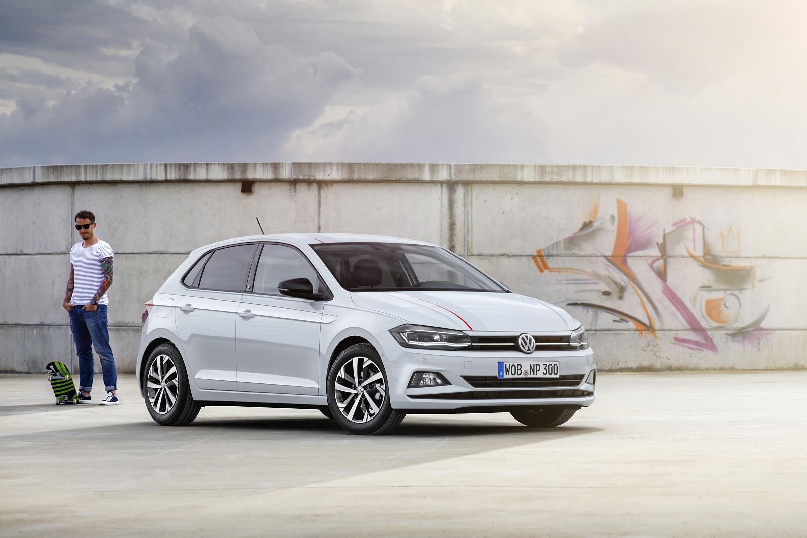 Volkswagen Polo 2.0 TSI 207 GTI 5dr DSG