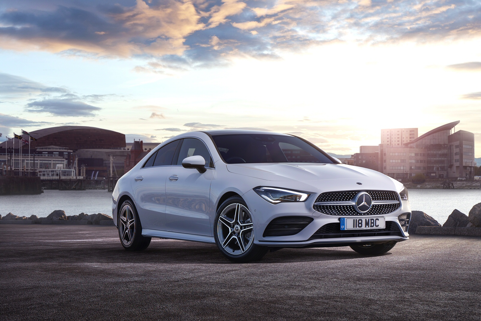 Mercedes-Benz CLA CLA 250e AMG Line Premium 4dr Tip Auto