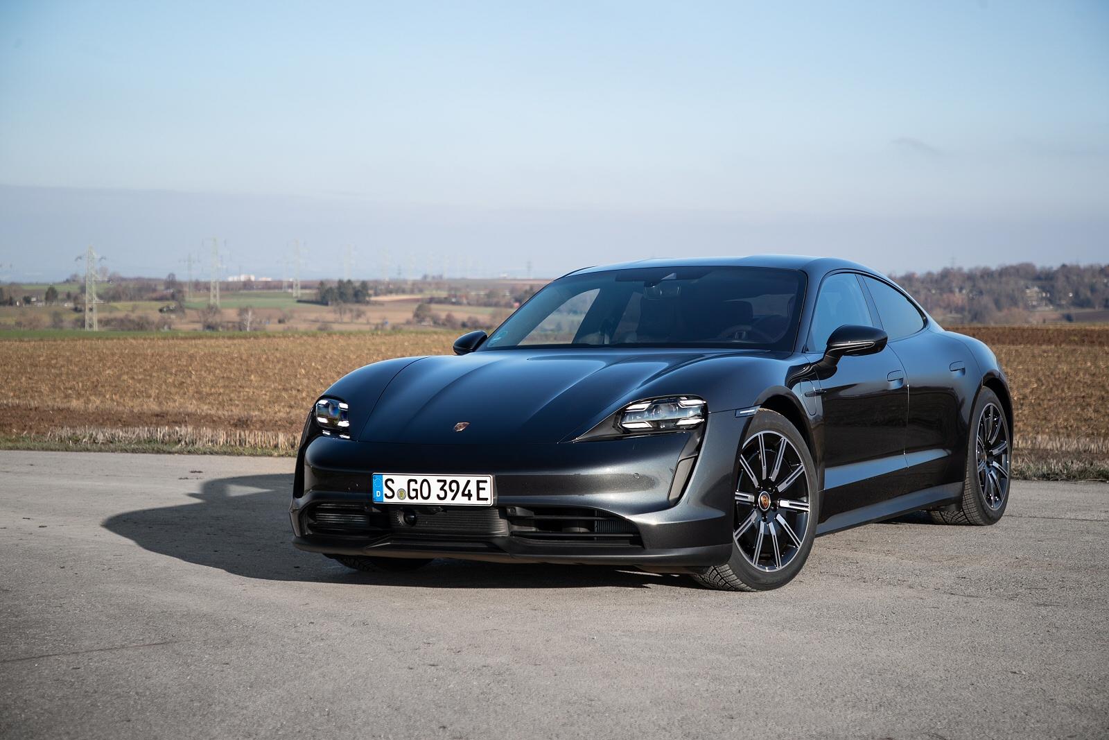 Porsche Taycan 300kW 79kWh 4dr RWD Auto