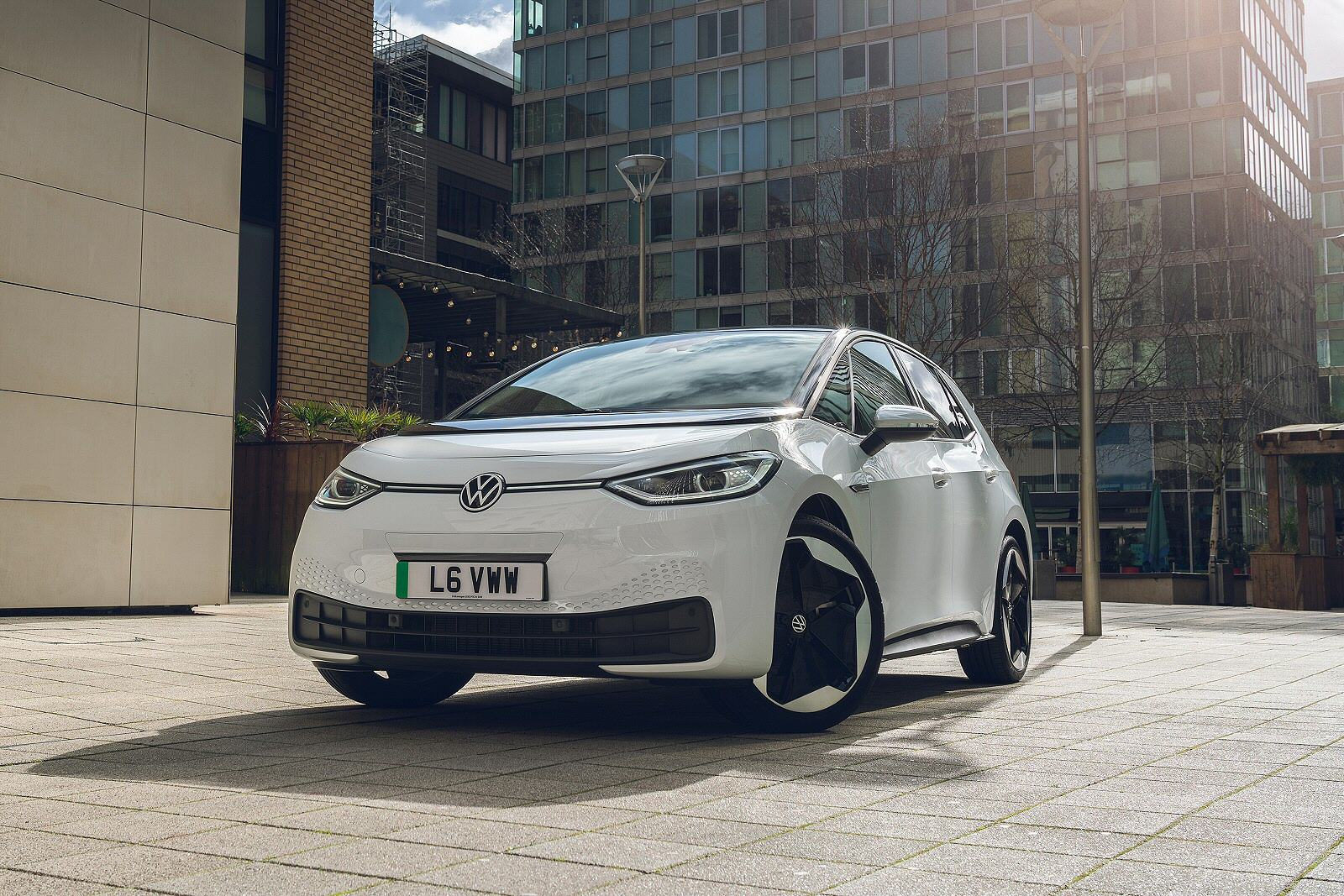 Volkswagen ID3 110kW Life Pure Performance 45kWh 5dr Auto