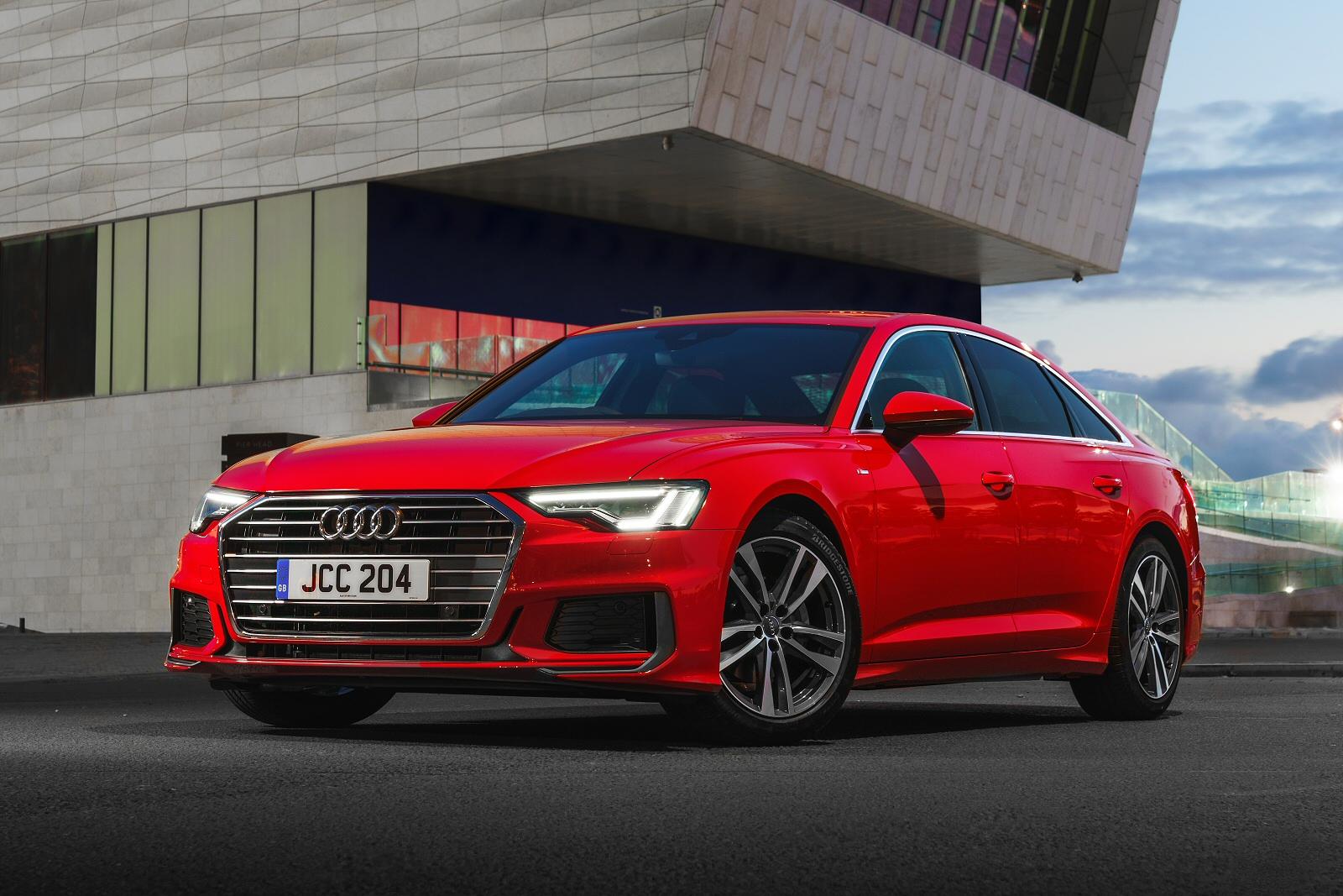 Audi A6 40 Tfsi Sport 4dr S Tronic