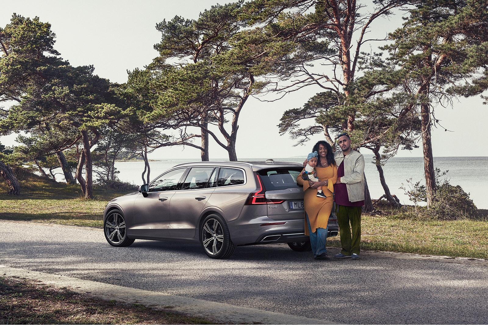 Volvo V60 2.0 B3P Momentum 5dr Auto
