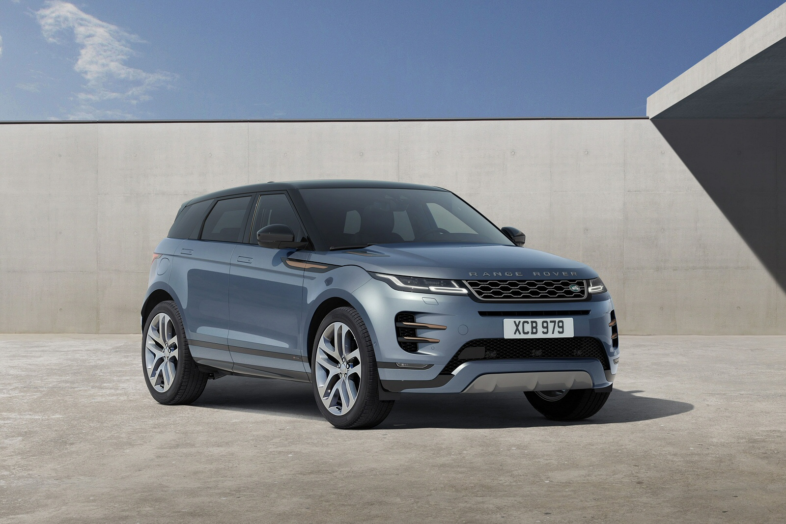 Land Rover Range Rover Evoque 2.0 D165 R-Dynamic 5dr 2WD