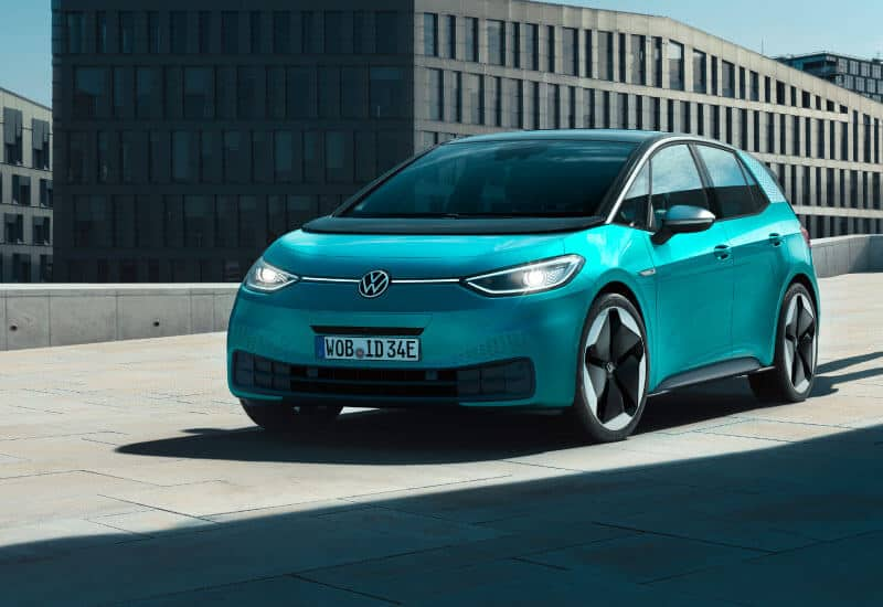 Volkswagen ID3 150kW Life Pro Performance 62kWh 5dr Auto