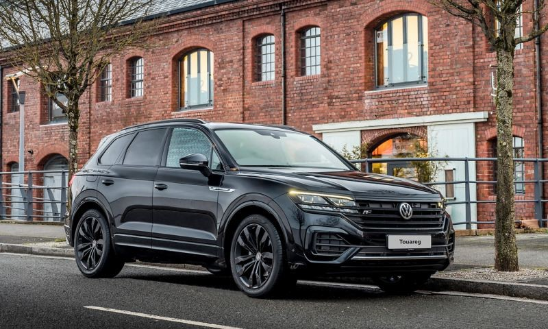 Volkswagen Touareg 3.0 V6 TDI 4Motion Black Edition 5dr Tip Auto