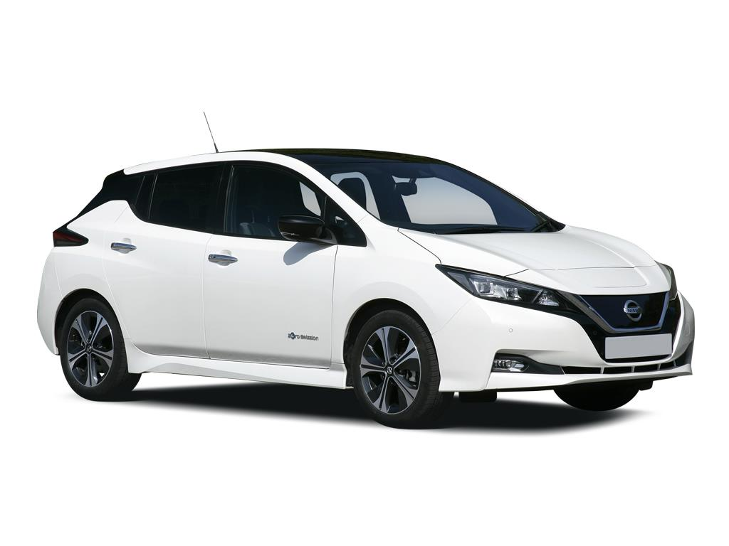 Nissan Leaf 110kW Acenta 40kWh 5dr Auto [6.6kw Charger)
