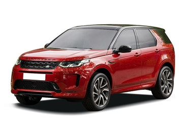 Land Rover Discovery Sport main