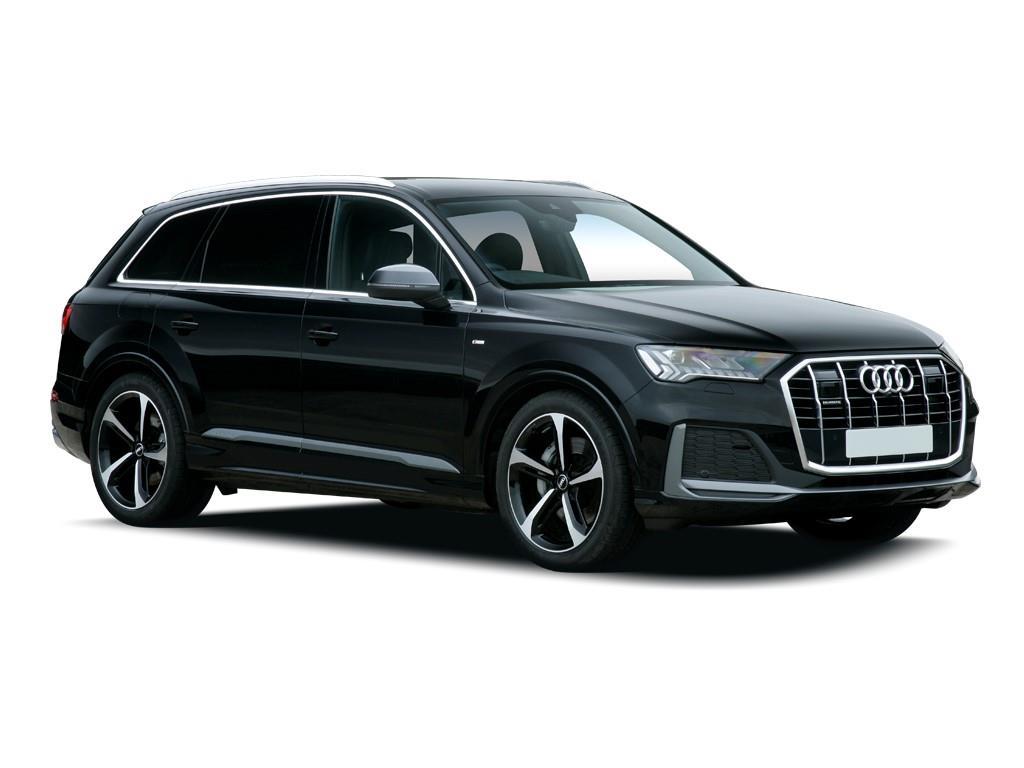 Audi Q7 55 Tfsi e Quattro Black Edition 5dr Tiptronic