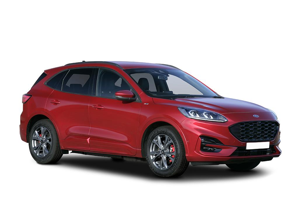 Ford Kuga 1.5 Ecoblue Titanium Edition 5dr