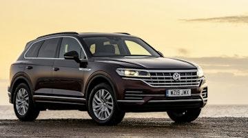 Volkswagen Touareg main