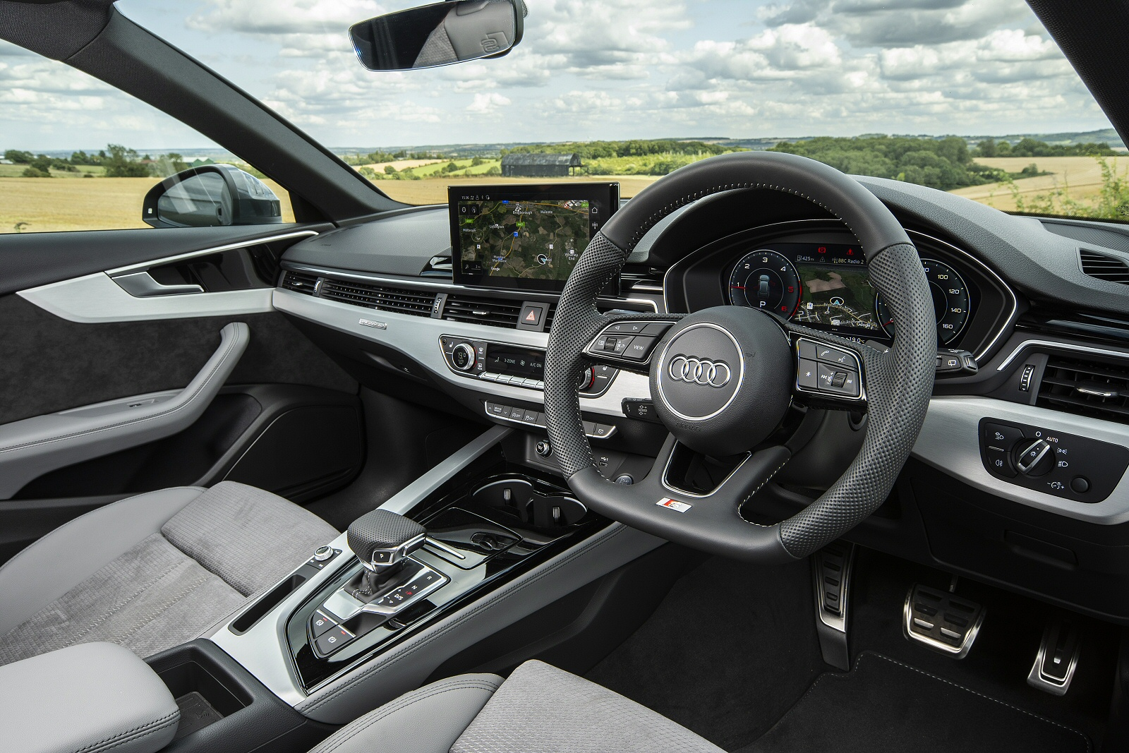 Leasing Deals For A4 35 Tfsi Black 5dr Central Uk Vehicle Leasing