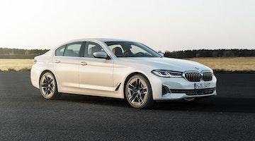 BMW 5 Series main