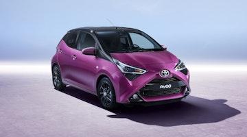 Toyota Aygo main