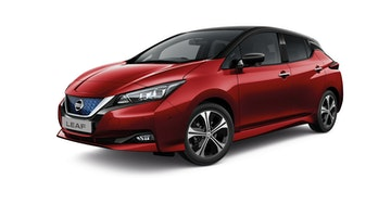 Nissan Leaf main